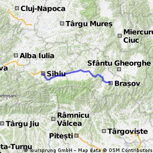 Sibiu - Brasov