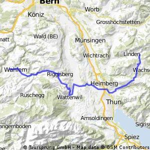 Jassbach - Schwarzenburg