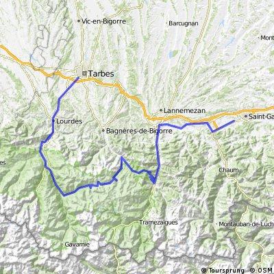 Tour de France 2009, Etappe 9 - 160,5 km