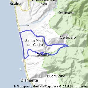 Marcellina_Valle dell'Abatemarco-Grisolia-Cirella-Marcellina