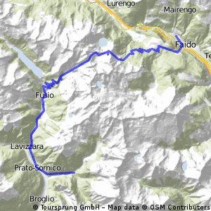 Passo Campolungo, Ticino