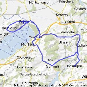 Bösingen-Haut Vully