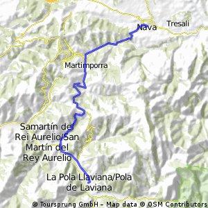Nava - Pola de Laviana