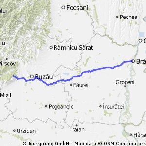 11. Tag - Mountainbike Reise durch die rumänischen Karpaten >>> http://www.kette-rechts-reisen.de