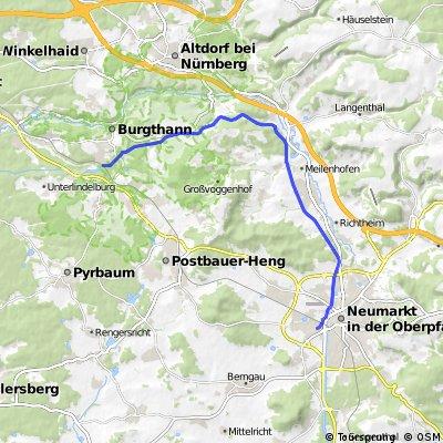Neumarkt - Burgthann, Schleuse 35