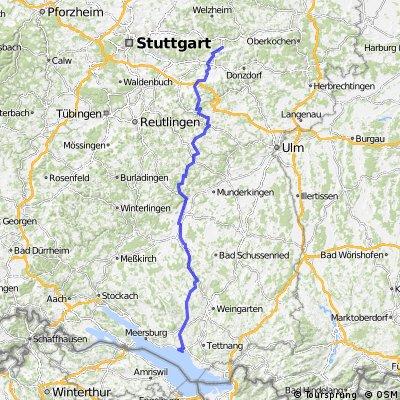 2013 Wäschenbeuren - Friedrichshafen