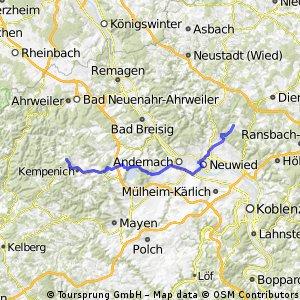 Kempenich>Anhausen