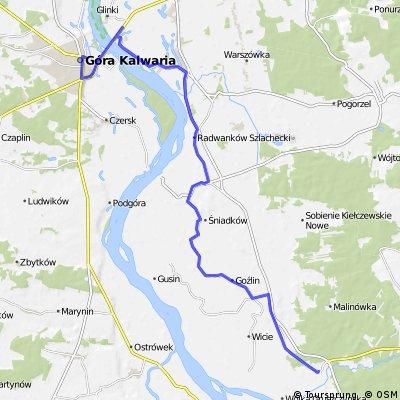 Warszawa Kazimierz Etap II - Wilga