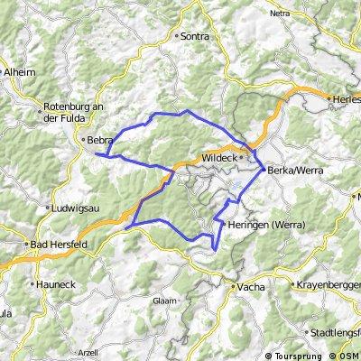 Grenzlandrundfahrt des RSV Weiterode