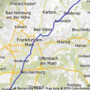 5B Höchst-Mörfelden-Walldorf