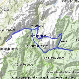 Gavet_Rochetaillée_Villard_reculas_Alpe_Huez_Sarenne_voile_mariée_Bourg_Gavet