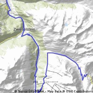 Sölden - Timmelsjoch