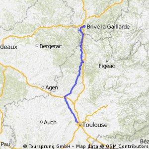 19. Blagnac / Brive-la-Gaillarde