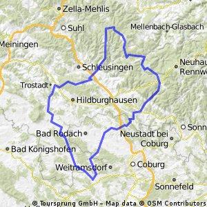 Thüringerwald Runde