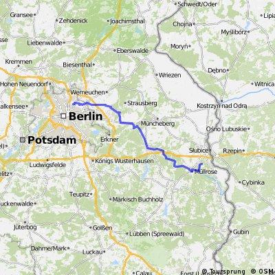 Berlin-> Helenesee