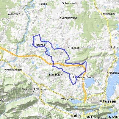 Emmentaler-Radweg