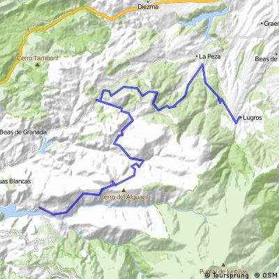 Transnevada 1 - IBP 104 - 31/7/12 - Güejar Sierra - Lugros