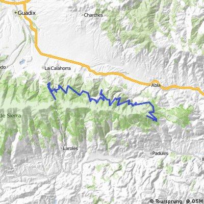 Transnevada 3 - IBP 93 - 10/8/12 - Abrigo de la Solana - Collado del Espino