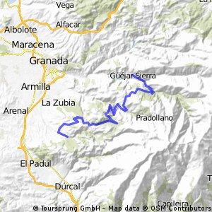 Transnevada 8 - IBP 106 - 07/7/13 - Dilar - Güejar Sierra