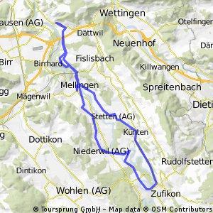 12.7.2013 Bi'torf-Bremgarten-Bi'torf