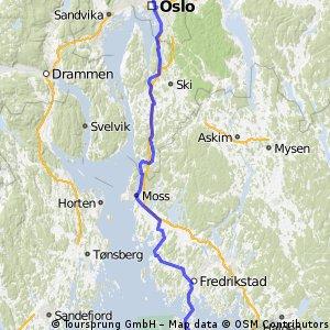 Vesterøy - Oslo