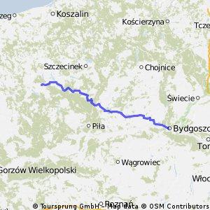 30. ITF B-P-W  13. E.  Bydgoszcz – Zlocieniec