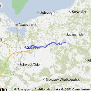 30.ITF B-P-W  14. E. Zlocieniec - Szczecin