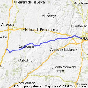 Santiago Tour 05 Burgos Fromista