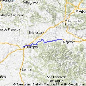 Santiago Tour 04 St Domingo - Burgos