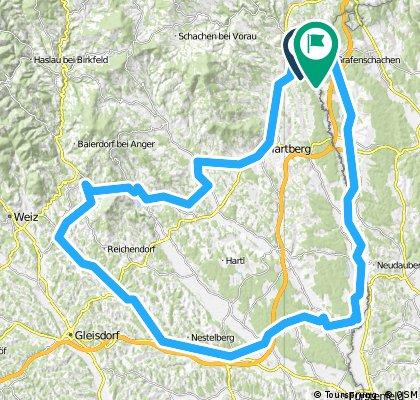 Neustifter Radmarathon Spritzertour 2013