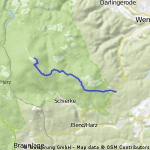 Brocken-Drei Annen Hohne
