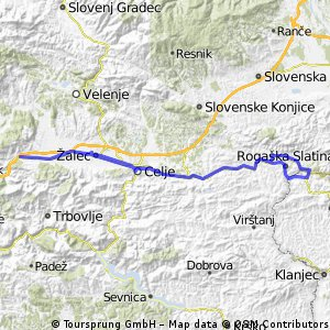 """Vransko CVV - """"Rog.Slatina-Sotla-Rogatec"""""""