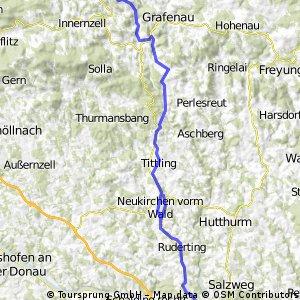 Passau -Eppenschlag