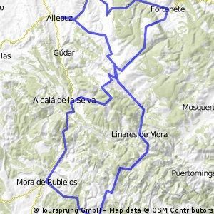 villarroya,Fortanete,Sanrafael,Valdelinares