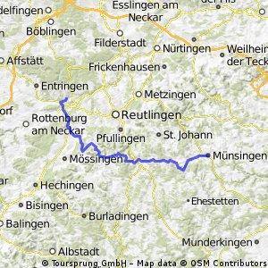 Tübingen-Münsingen
