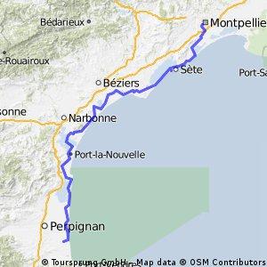 Saint-Cyprien - Montpellier