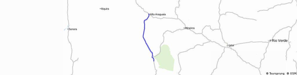 102km - Alto Araguaia