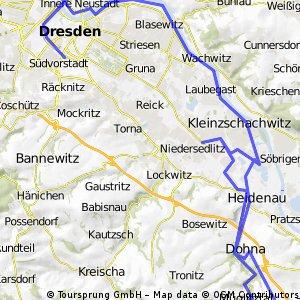 Meusegast/Müglitztal/Dresden
