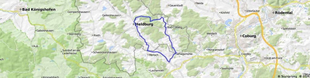 Heldburger Highlights Tour