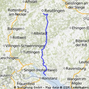 Pfullingen-Meersburg