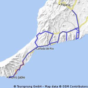 2013 - Fuerteventura - Übersicht
