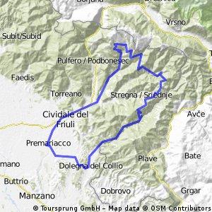 Codromaz - passo San Martino - Montemaggiore