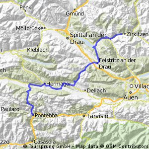 Tatzmannsdorf 5 (Julische Alpen 5. Tag)