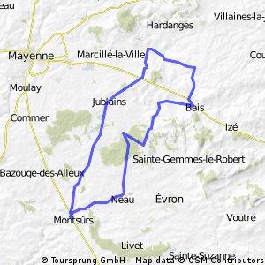 Tour - La Mayenne #2
