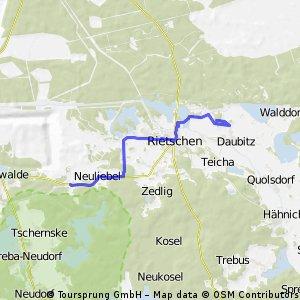 2.Teilstück Wolfsradweg