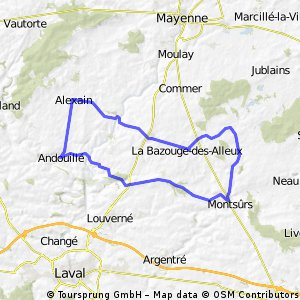 Tour de la Mayenne #3
