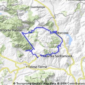 Giro di Monte Coppe