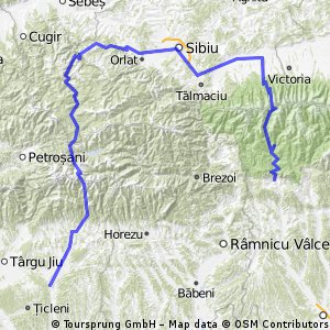 transalpina + transfagarasean - take 2