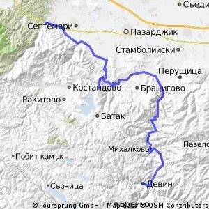 Родопи Tour 2013 - ден 3