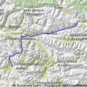 Lienz Cortina